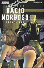 BACIO MORBOSO vol.2 di Warren Ellis  - ed. Magic Press