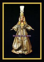 "Cleopatra Queen of Egypt Elizabeth Taylor Just Deboxed Mint Barbie Doll NO BOX """