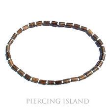 Maori Kette Surfer Halskette Halsband Kokos Holz Design N051