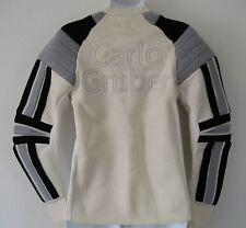 RARE~Adidas CARLO GRUBER CG SKI SWEAT Jacket Sweater Shirt knit top~Mens Size~XS