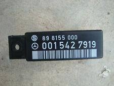 MERCEDES SL 129 WIPER RELAY SL500 SL320 500SL 300SL 600SL 0015427919