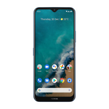 Nokia G50 Smartphone 4/128GB ocean blue Dual-SIM Android 11.0 mit Android One