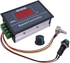 Pwm Dc Motor Speed Controller With Digital Display 30a Dc 6 60v 12v 24v 36v 48v
