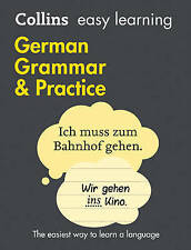 Collins Easy Learning German Grammar and Practice [2nd Edition] by Collins Dictionaries (Paperback, 2016)
