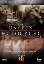 DVD:THE UNSEEN HOLOCAUST - SPECIAL EXTENDED EDITION - NEW Region 2 UK