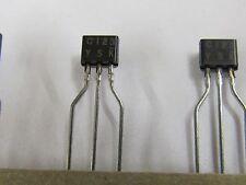 10 Stück - DTC123YS - ROHM TO92 - NPN Digital Transistor + built-in Resistor