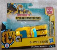 HASBRO 1 Step Transformers Cyberverse Bumblebee Heroic Autobot