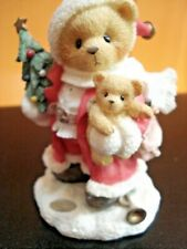 Vintage 1996 Cherished Teddies Klaus Ltd. Ed. by Priscilla Hillman #176036