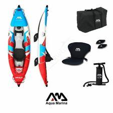 Aquamarina Steam 312 Professional 1er Kayak Set Price Canoe Touring Paddle Boat