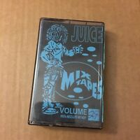 DJ JUICE Tape #24 NYC 90s Hip Hop Cassette Rap Mixtape Tape