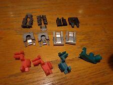 68-70 Mopar B Body Charger Road Runner GTX Nylon Door Lock & Latch Rod Clips