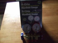 Interdymamics R -134a Professional Auto Air Conditioning Manifold Gauge