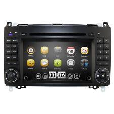 "Car CD DVD GPS Stereo 7"" 2DIN AM FM RDS Radio fit Mercedes-Benz Sprinter B-W245"