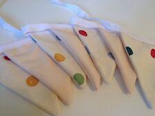 Emma Bridgewater Polka Dot And Cream Fabric Bunting