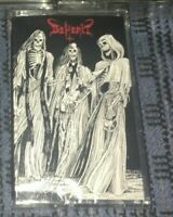 Black Metal Beherit -The Oath of Black Blood. Brand New & Sealed 1 CASSETTE TAPE