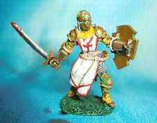 Dungeons & Dragons Miniature  Paladin Fighter Black Legionnaire III  !!  s113