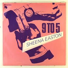 "7"" Single - Sheena Easton - 9 To 5 / Moody - S1901"