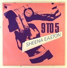 "7"" Single - Sheena Easton - 9 To 5 / Moody - S1901"