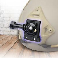 For Gopro Camera Camcorder Military Helmet Fixed Mount Base Adapter Bracket JJ