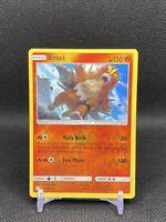 Pokemon ENTEI 28/236 Cosmic Eclipse RARE Rev Holo ✨-PWE