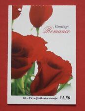 Clearance - Australia (#1724a) 1999 Romance Booklet