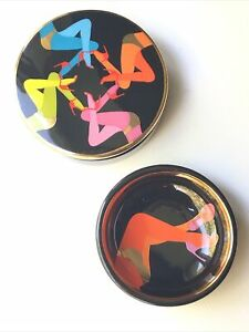 Jonathan Adler Les Girls Trinket Box and Catchall EXCELLENT and SOLD OUT