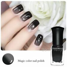20 Colors 6ml Thermal Nail Polish Peel Off Temperature Colour Changing Varnish