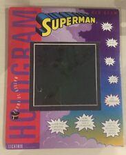 Superman 3D Hologram 8X10