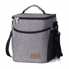 Lifewit Insulated Lunch Bag Waterproof Thermal Cooler Portable Tote Storage Box