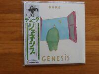 Genesis- Duke Japan Mini LP SHM-CD w/OBI-VJCP-98024  **Mint** OOP
