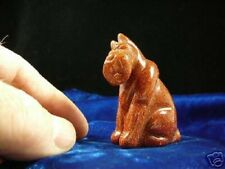 (Y-Dog-Sc-707) Scottish Terrier Schnauzer dog dogs Figurine Gemstone