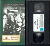 (VHS) Manche mögen's heiß - Marilyn Monroe, Tony Curtis, Jack Lemmon (USA 1959)