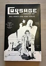 USED (VG) Corsage: A Bouquet of Rex Stout and Nero Wolfe