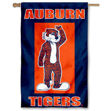 Auburn Tigers Two Sided House Flag