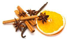 Aromatix Premium NATALE Spice CANDELA rendendo Fragranza Olio quantità 10ml