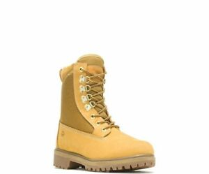 """WOLVERINE W01199   Men's Gold Waterproof Insulated Boot 8"""""""