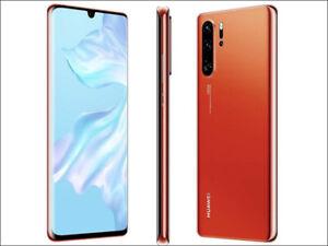 "Huawei P30 Pro L29 Dual SIM Amber Sunrise 512GB 8GB 6.47"" Kirin980 Phone ByFedEx"