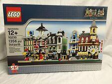 Lego 10230 Creator Expert Mini modulars New Sealed PERFECT