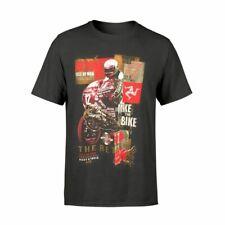 Mike Hailwood Return T shirt 1978 - 19MH THE RETURN T SHIRT