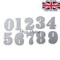 Numbers Die Set metal cutting die cutter 10 number set UK Seller Fast Post