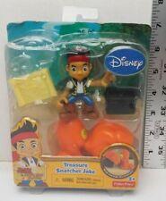 Treasure Snatcher Jake Neverland Pirates Disney Fisher Price New in Pack 2014