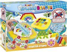 Craze 12161 Splash Beadys Starter Studio mit Perlen und