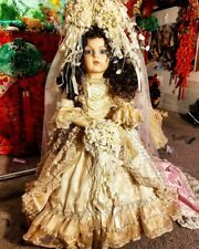 Pat Loveless Isabella Nicole Antique Reproduction Bru Jne 30in French Bride Doll