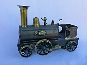 Birmingham Dribbler Steam Locomotive