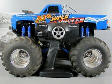 Custom Built Tamiya RC 1/10 Super Clodbuster ESC Futaba 2.4 + Aluminum Roll Bar