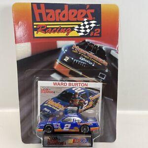 Ward Burton #2 Hardee's Hoosier Tires 1993 Buick Regal Promo 1 of 50,000