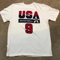 USA Dream Team championship Olympic Men Black Tee T-Shirt Size S-4XL KL642