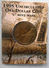 1995 $1 UNCIRCULATED  ( WALTZING MATILDA )