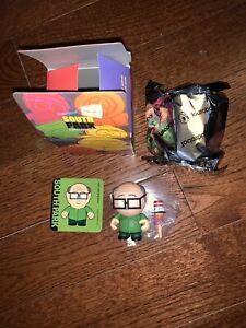 Kid Robot South Park Mr. Garrison with Mr. Hand - Series 1