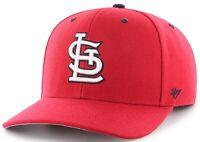 St. Louis Cardinals MLB '47 MVP DP Audible Red Hat Cap Adult Men's Adjustable